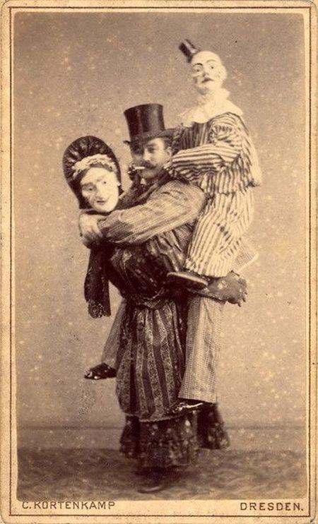 Fotos antigas estranhas e engraçadas 3 04