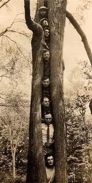 Fotos antigas estranhas e engraçadas 3 09