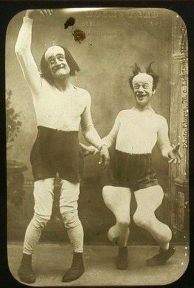 Fotos antigas estranhas e engraçadas 3 23