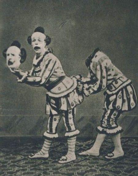 Fotos antigas estranhas e engraçadas 3 26