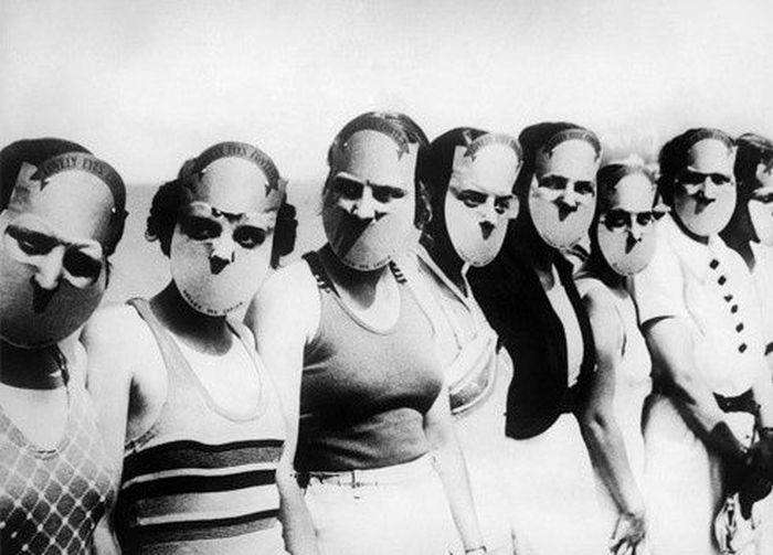 Fotos antigas estranhas e engraçadas 3 40