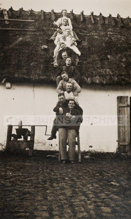 Fotos antigas estranhas e engraçadas 3 42
