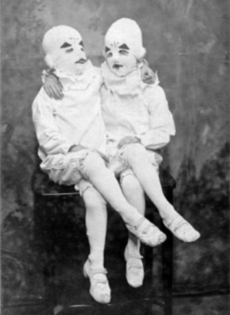 Fotos antigas estranhas e engraçadas 3 46