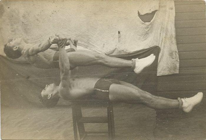 Fotos antigas estranhas e engraçadas 4 25
