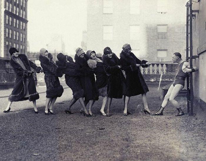 Fotos antigas estranhas e engraçadas 4 49