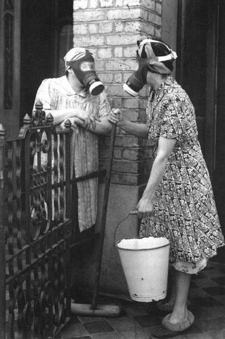 Fotos antigas estranhas e engraçadas 4 52