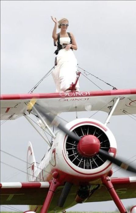 Fotos de casamento divertidas 10