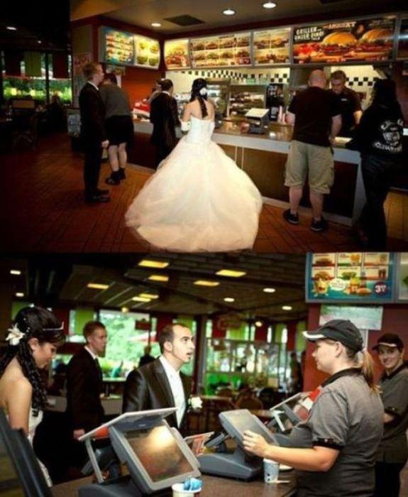 Fotos de casamento divertidas 12