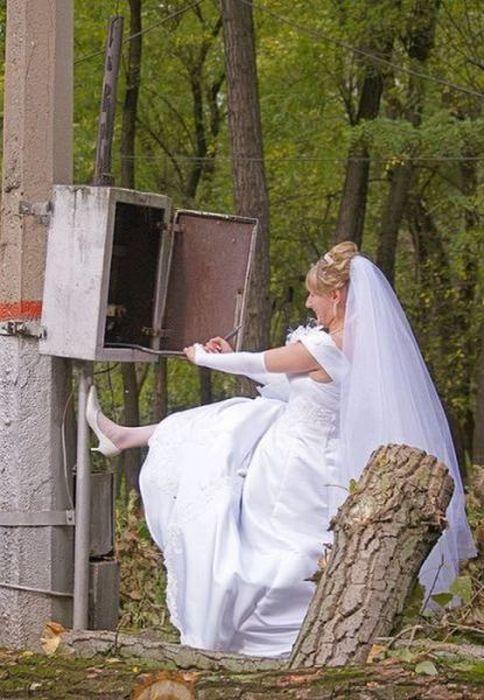 Fotos de casamento divertidas 13