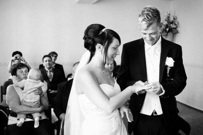 Fotos de casamento divertidas 15