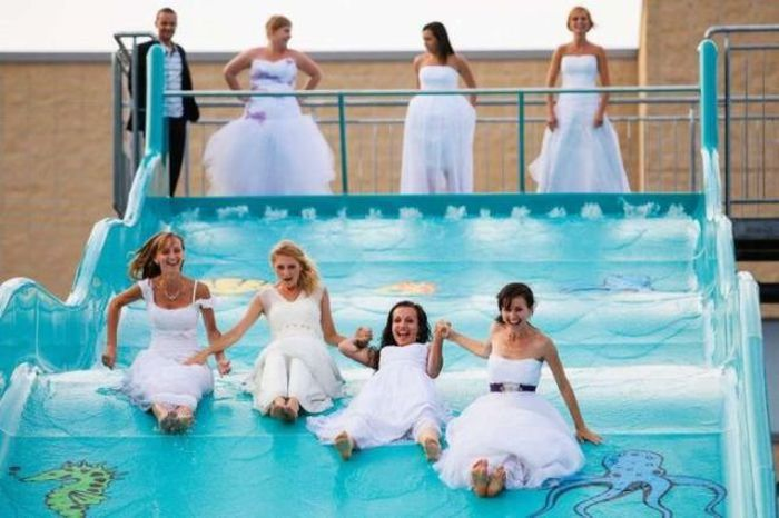 Fotos de casamento divertidas 16