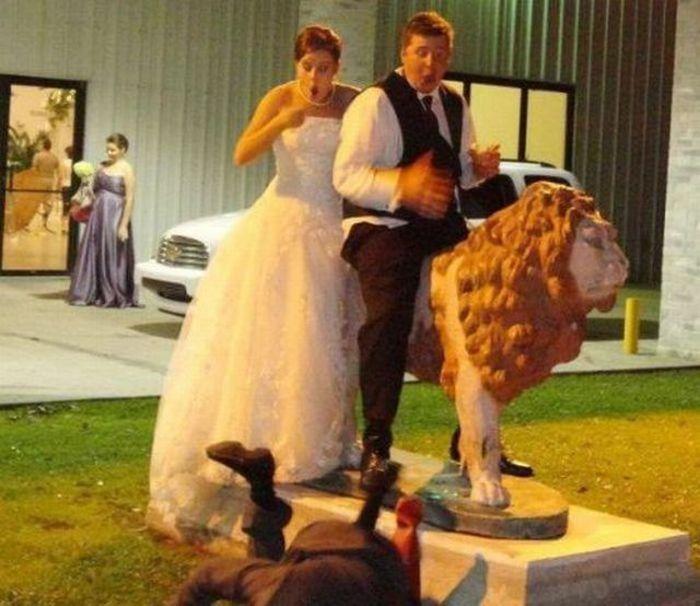 Fotos de casamento divertidas 17