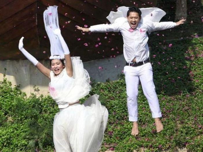 Fotos de casamento divertidas 19