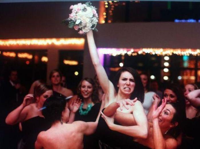 Fotos de casamento divertidas 22