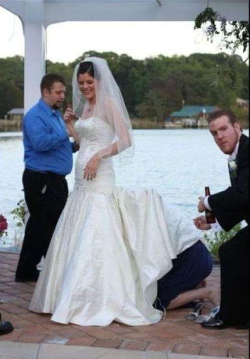 Fotos de casamento divertidas 26