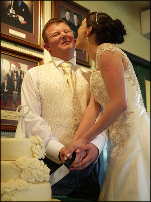 Fotos de casamento divertidas 34
