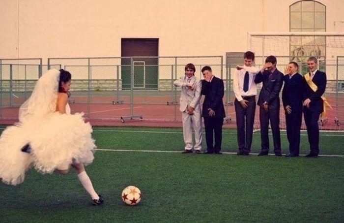 Fotos de casamento divertidas 41