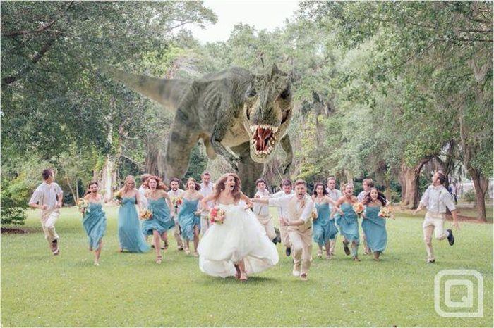 Fotos de casamento divertidas 46