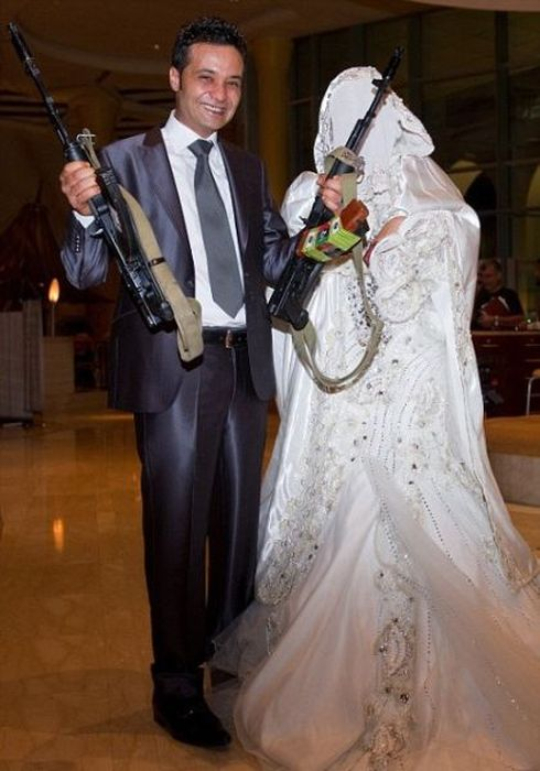 Fotos de casamento divertidas 48