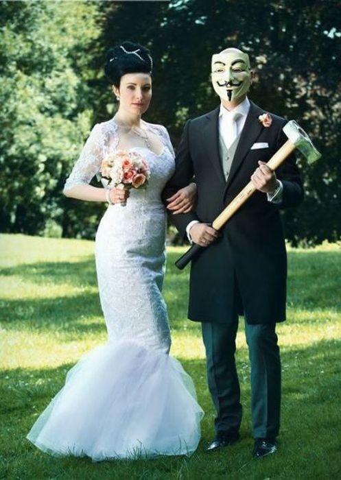 Fotos de casamento divertidas 50