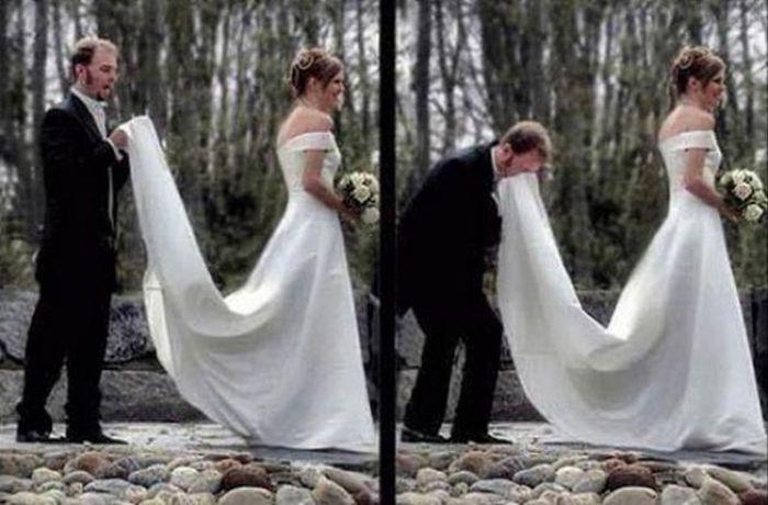 Fotos de casamento divertidas 63