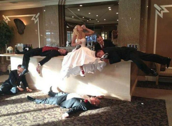 Fotos de casamento divertidas 64