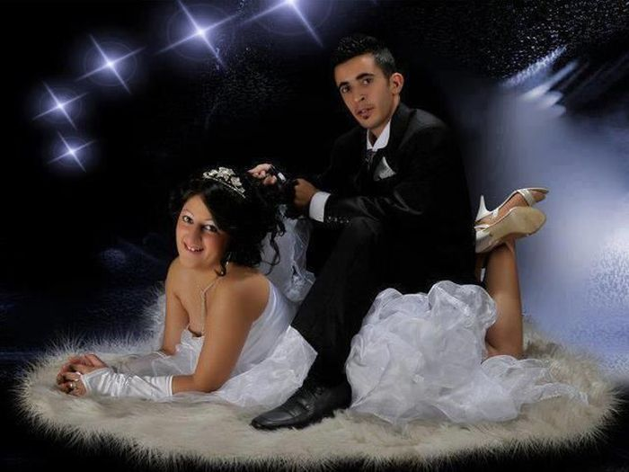 Fotos de casamento divertidas 66
