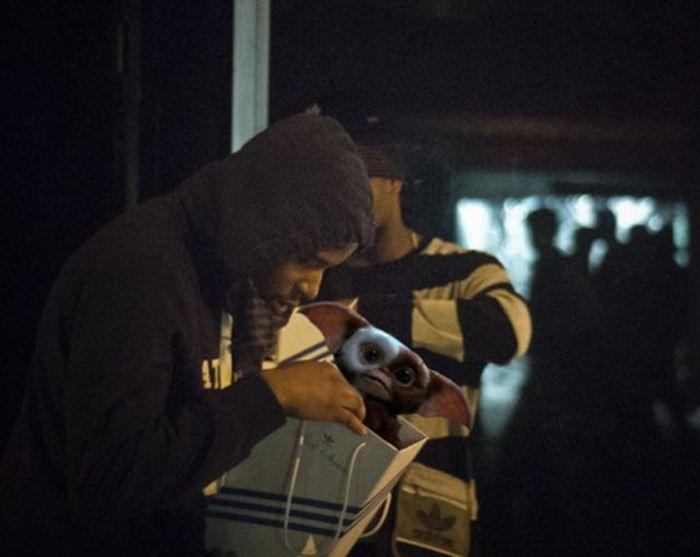 Imagens fotochopadas dos saqueadores de Londres 09