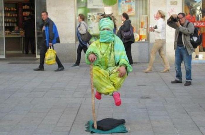 Ioga e levitação urbana 03