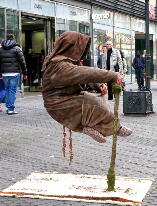 Ioga e levitação urbana 05