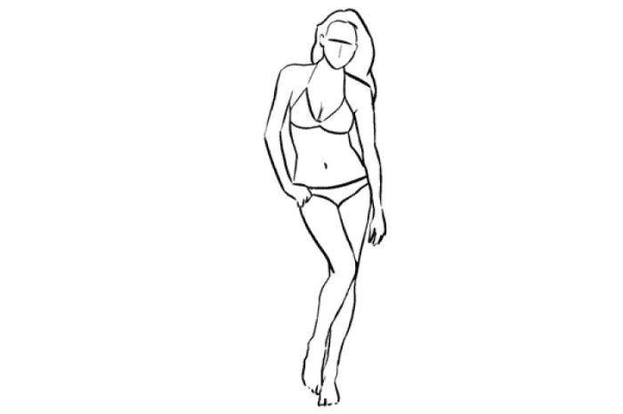 Manual de poses para fazer sucesso nas redes sociais 17
