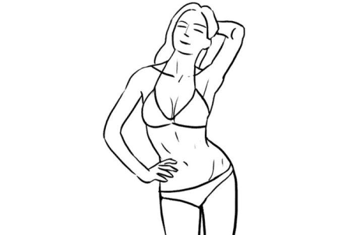 Manual de poses para fazer sucesso nas redes sociais 18