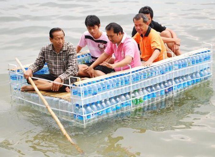 Tailândia está pronta para uma nova inundação 08