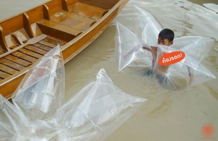 Tailândia está pronta para uma nova inundação 27