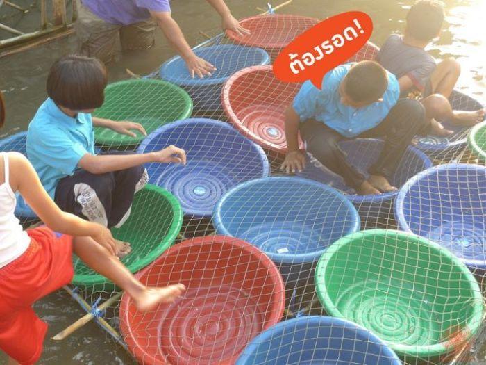 Tailândia está pronta para uma nova inundação 28