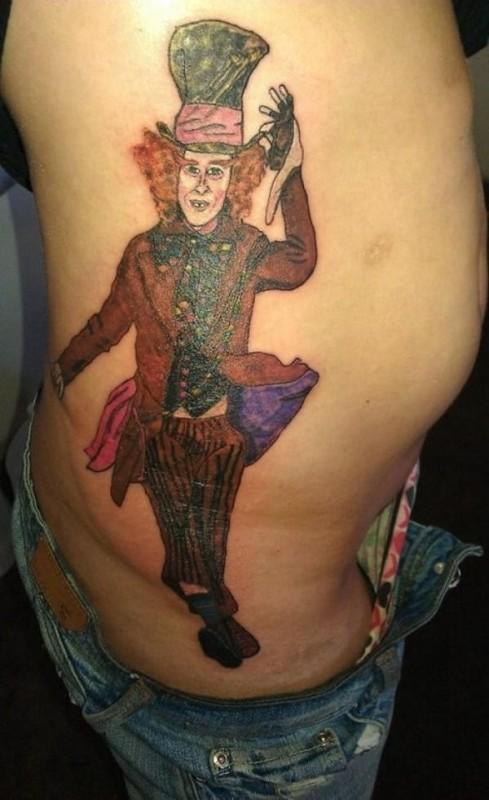 Quando a tatuagem deixa de ser arte corporal 16