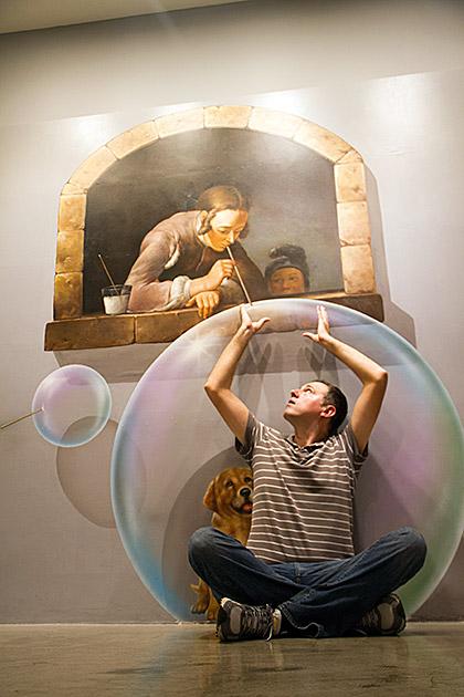 Museus de ilusões ópticas na Coréia do Sul 14