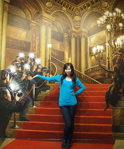 Museus de ilusões ópticas na Coréia do Sul 27