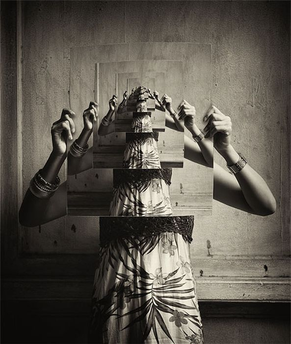 Incríveis fotografias de perspectiva forçada 25