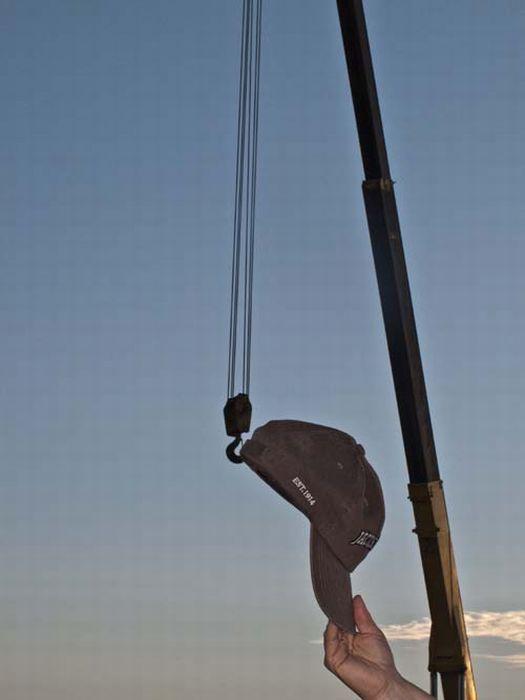 Incríveis fotografias de perspectiva forçada 15