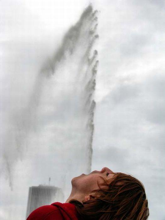 Incríveis fotografias de perspectiva forçada 24