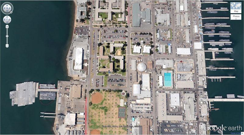 50 descobertas surpreendentes no Google Earth 03