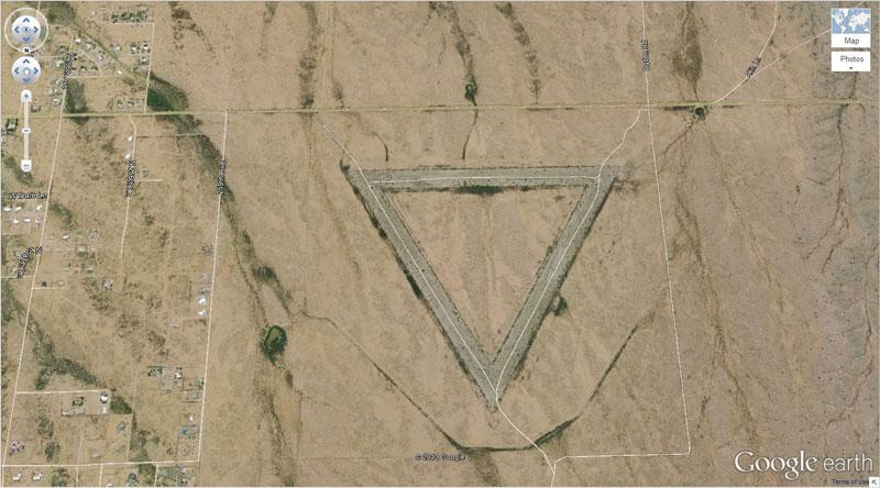 50 descobertas surpreendentes no Google Earth 05