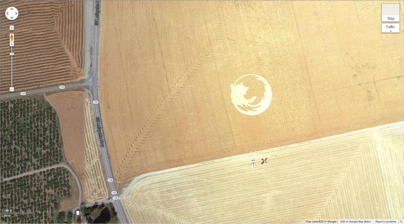 50 descobertas surpreendentes no Google Earth 09