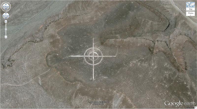 50 descobertas surpreendentes no Google Earth 13