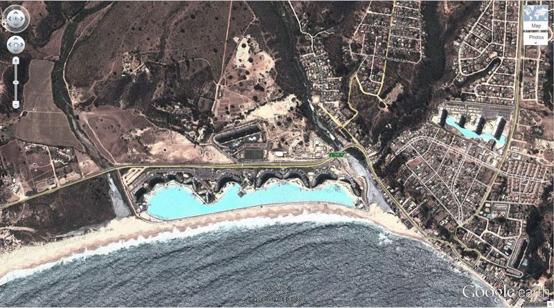 50 descobertas surpreendentes no Google Earth 14