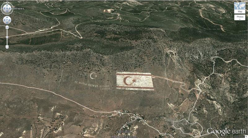 50 descobertas surpreendentes no Google Earth 17