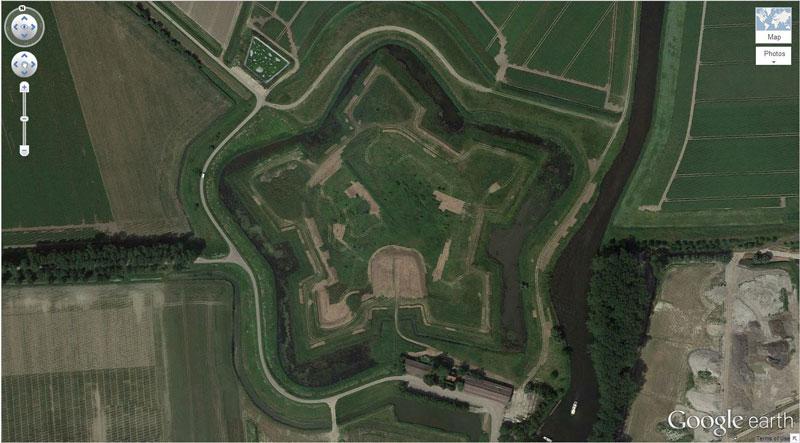 50 descobertas surpreendentes no Google Earth 18
