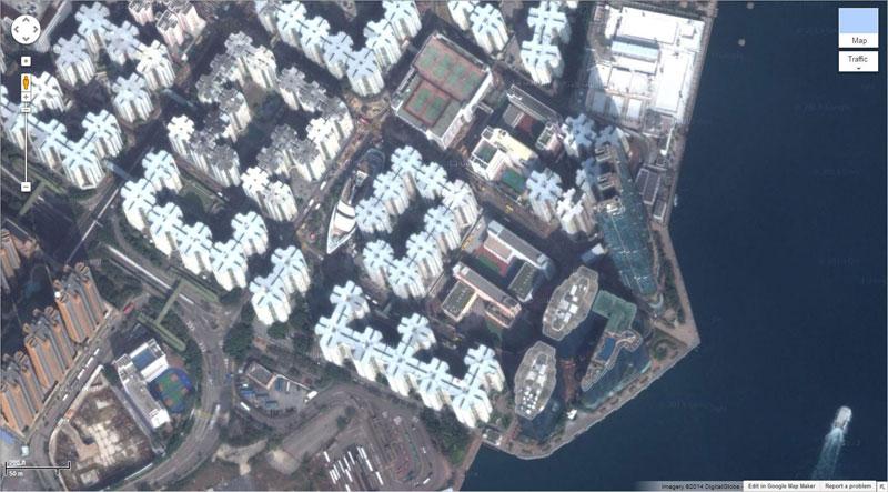 50 descobertas surpreendentes no Google Earth 21