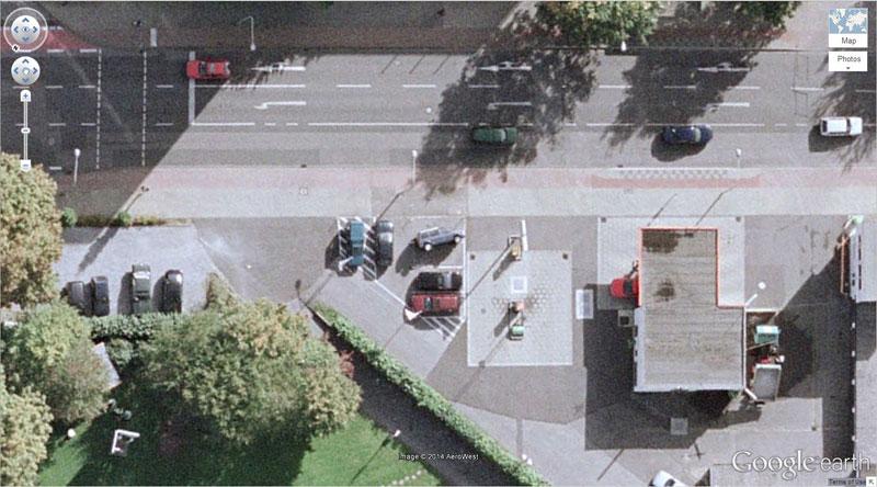 50 descobertas surpreendentes no Google Earth 26